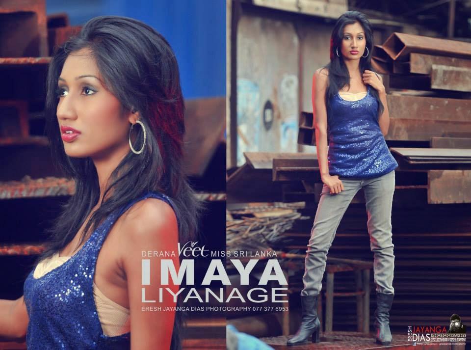 IMAYA Liyanage Derana Miss Veet