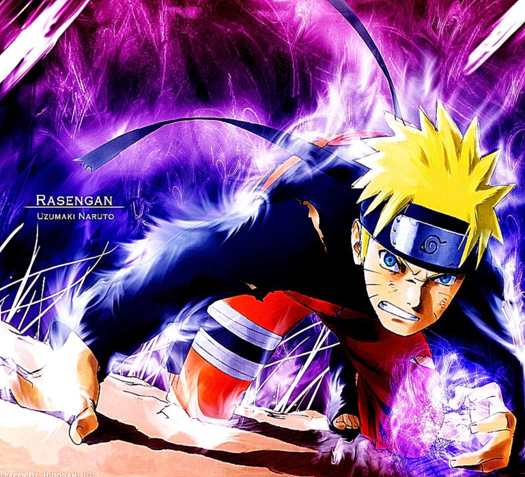 Naruto Shippuden Rasengan Wallpaper High Res