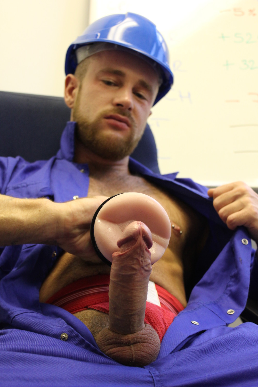 men sucking own cocks