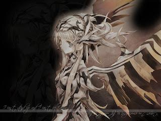 Gothic Anime Dark Gothic Wallpaper