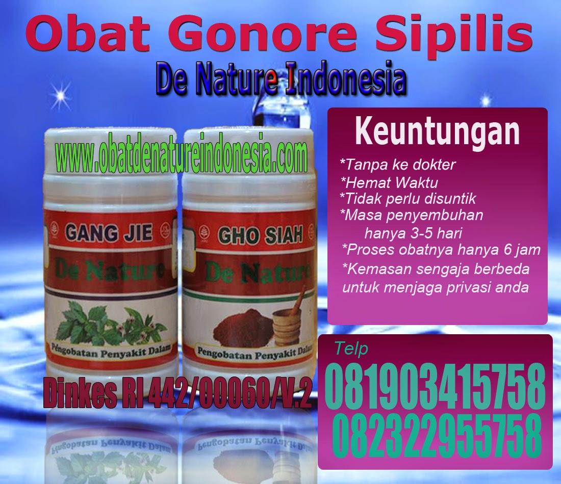 obat gonore, sipilis, kencing nanah