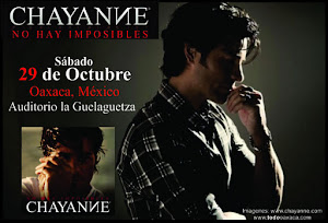 Chayanne en Oaxaca Mxico 2011