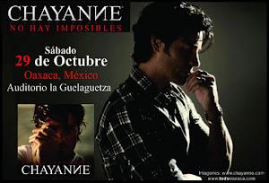 Chayanne en Oaxaca México 2011