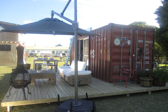 Shipping Container Homes Jamie Durie Top Design Sydney Australia 5 X