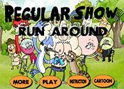 Regularshow run around