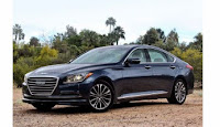 Revelation after the Debut, the 2015 Hyundai Genesis