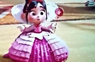 film review, resensi film, Wreck-It Ralph (2012), back to princess