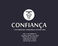 JÁ ENCONTRA-SE FUNCIONANDO CONFIANÇA Contabilidade, Assessoria & Consultoria
