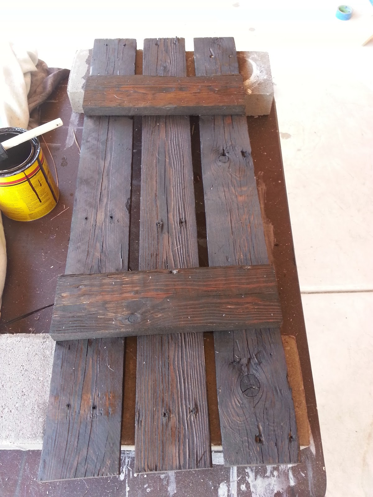 Just add some java pallet wood shutters for How to make shutters from pallets