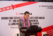 Hino Dukung After Sales Service Dengan Buka PARTS DEPO MEDAN