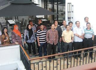 Temu Alumni Geodesi ITENAS Bandung