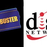 Dish Network Blockbuster Logos