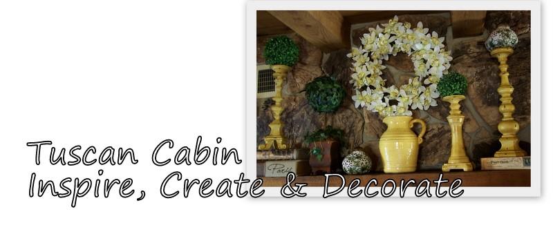 Tuscan Cabin
