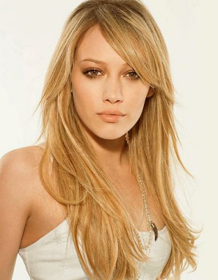 long layered hairstyles for thick wavy hair  homecoming