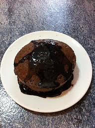 Brownie de chocolate en 5 min