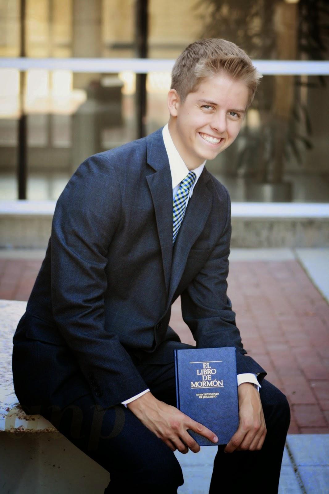 Elder Austin Weenig
