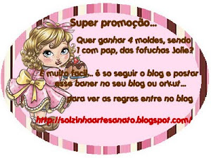 Promoção Blog Solange Artes