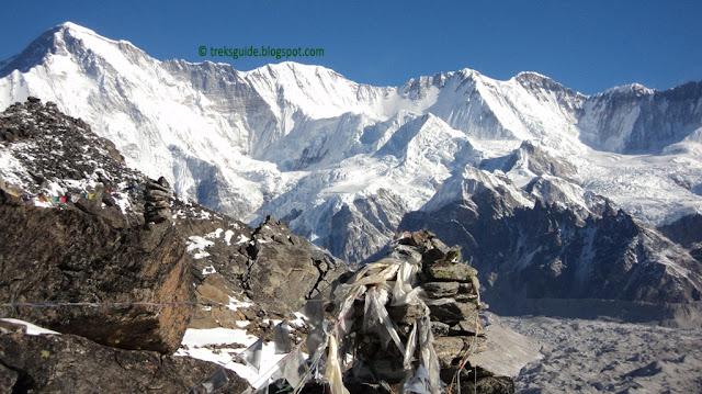 Gojyo Trekking in Nepal