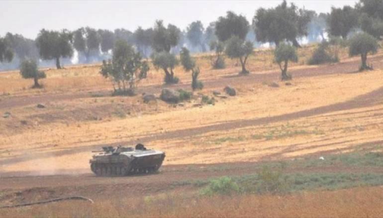 Operasi Gabungan Pejuang Suriah Tewaskan 21 Tentara Syiah, Hancurkan 5 Tank dan Kendaraan Lapis Baja