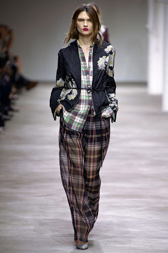 Dries Van Noten Spring/summer 2013 Women's Collection