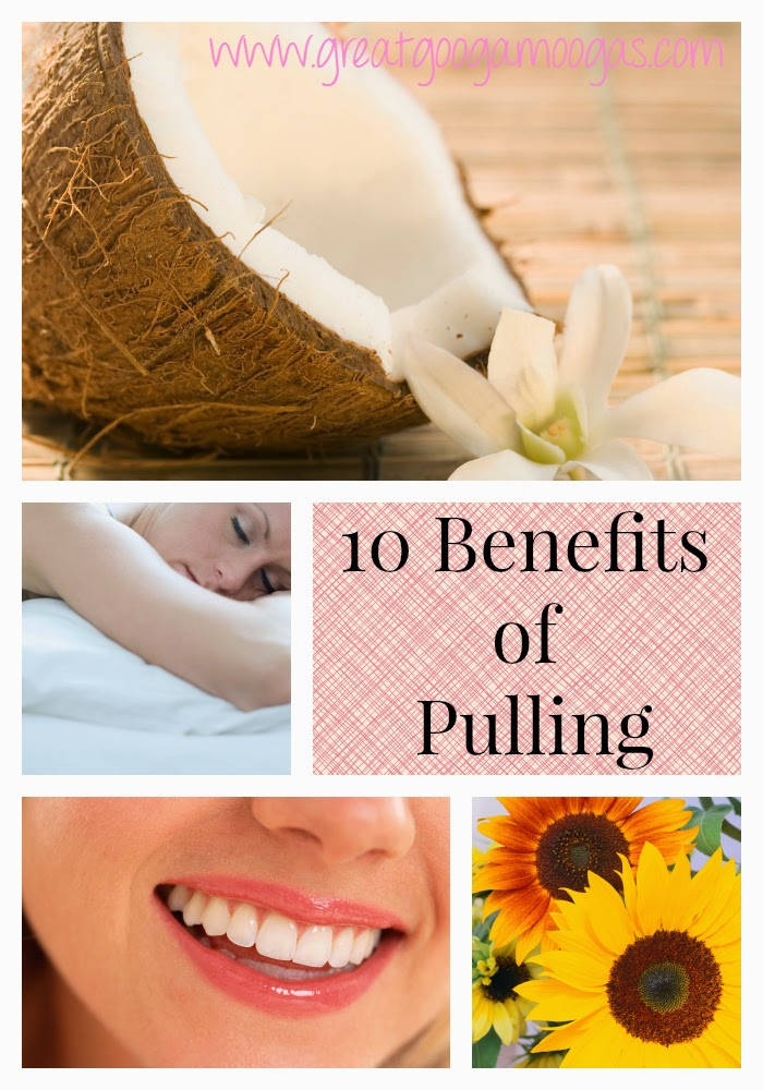 oil pulling health benefits