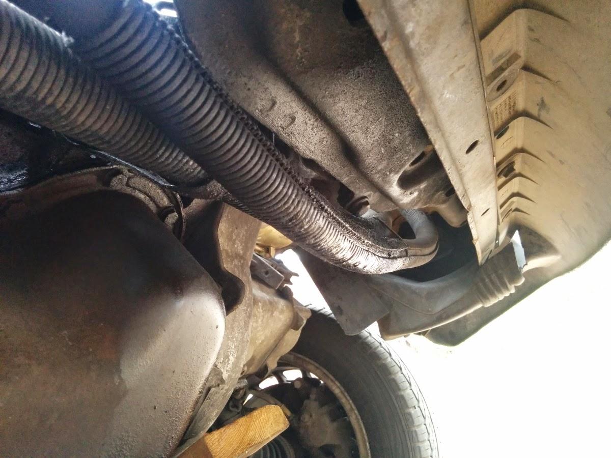 life    vw golf mk gti  vw golf broken front engine mount replacement