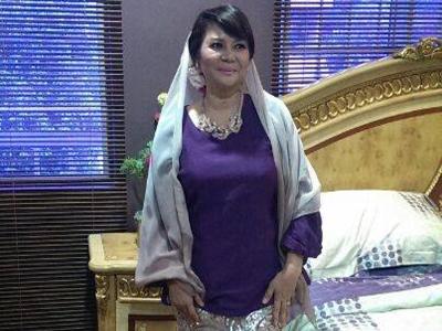 Malaysia, Berita, Gossip, Selebriti, Artis Malaysia, Raja Azmi, nikah, 15, September