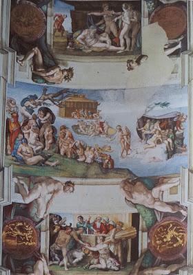 Capilla Sixtina. Ciudad del Vaticano. Roma. Turismo en Roma. Lugares de interés de Roma.