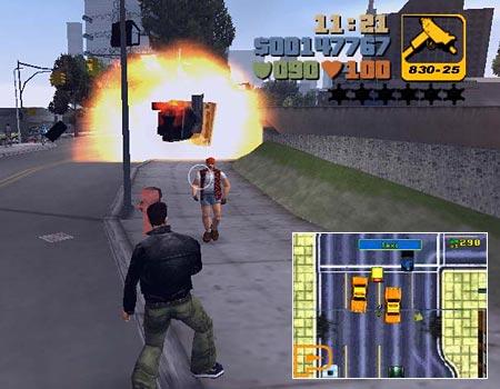 Grand Theft Auto (GTA 1) - Gameplay - YouTube