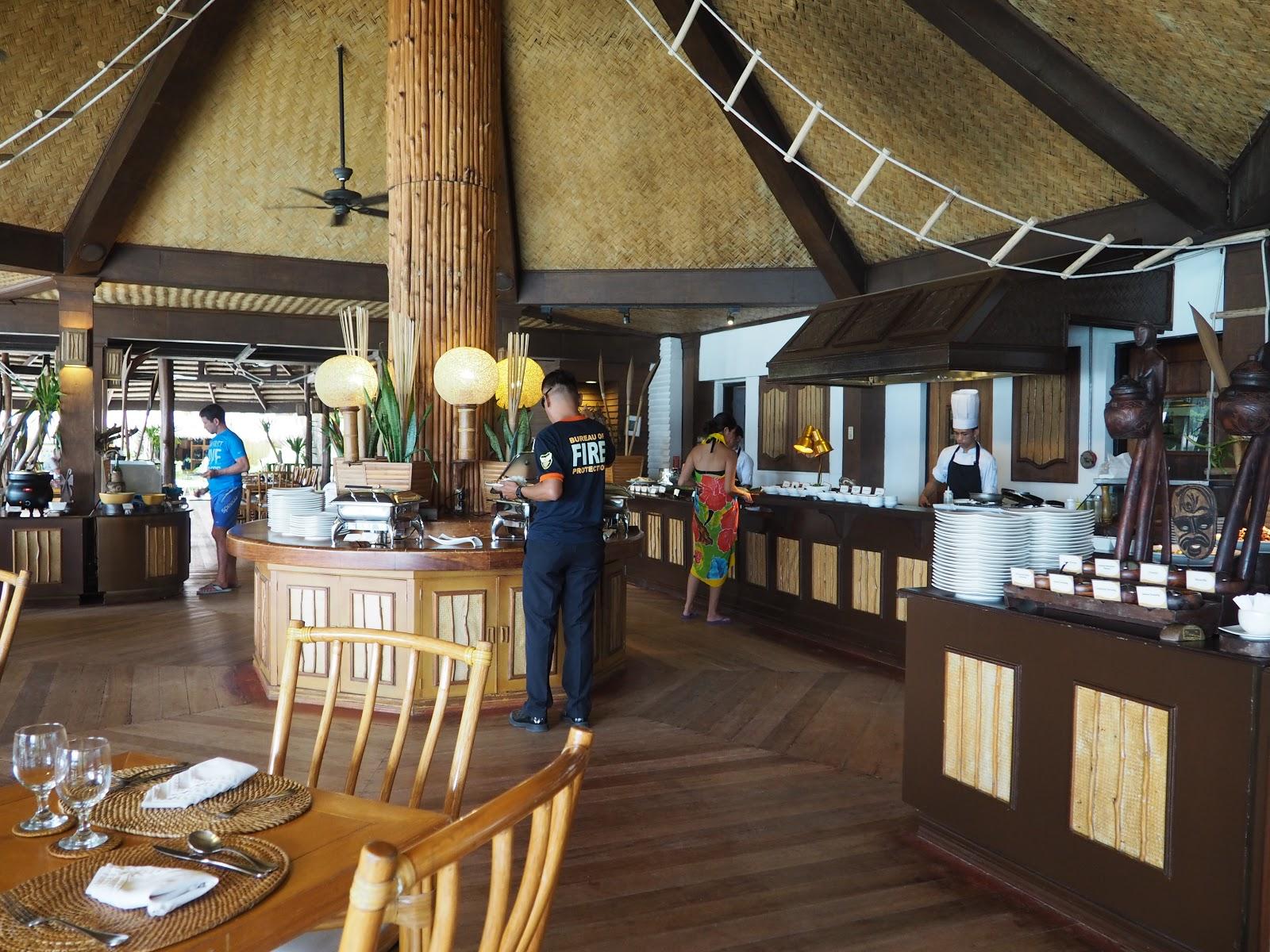 restaurant, Miniloc Island, El Nido