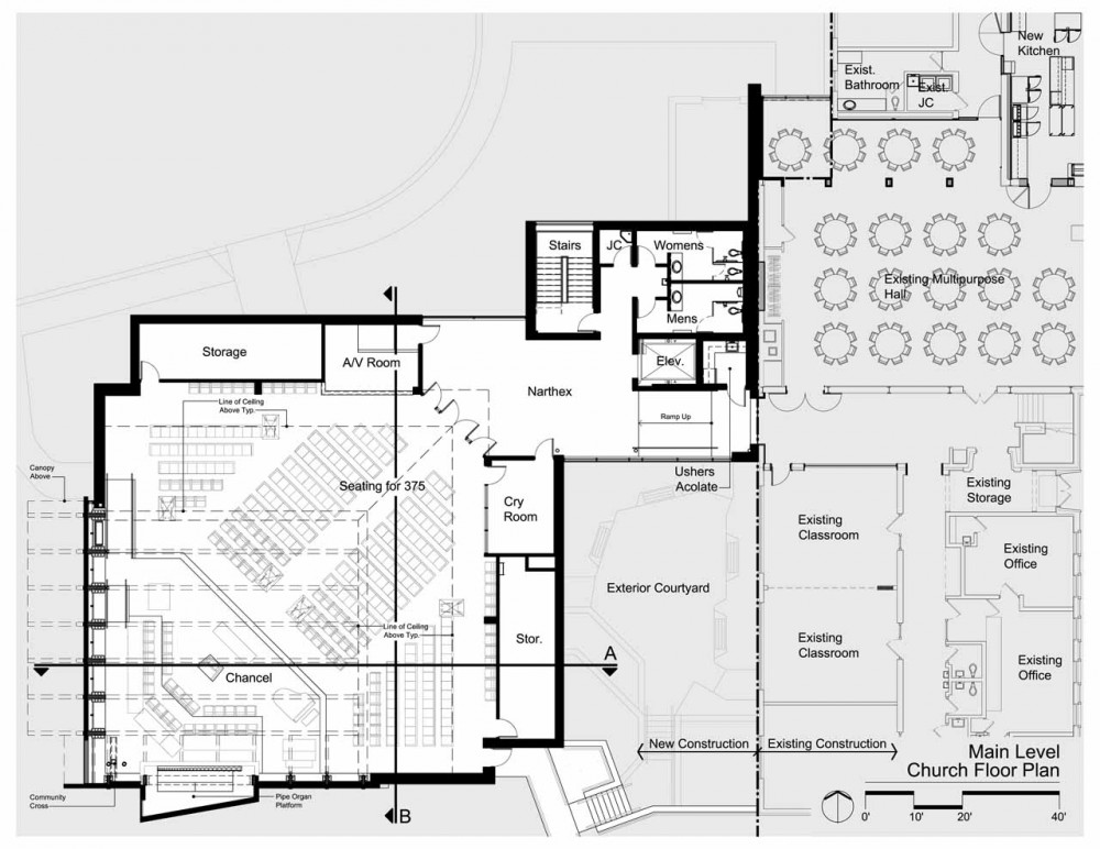 Dream church floor plans free 22 photo home building for Church floor plan designs