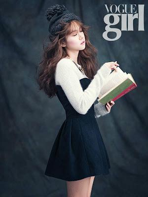 Seungyeon KARA - Vogue Girl Magazine December Issue 2013