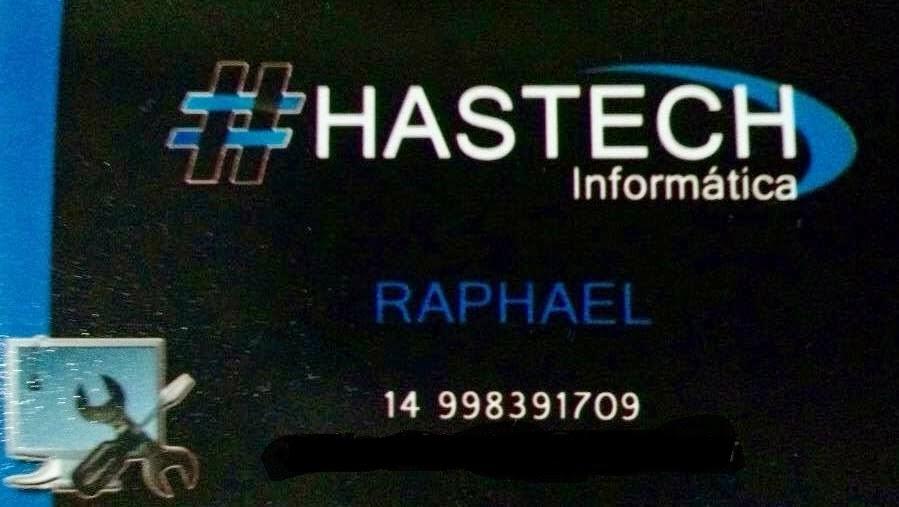 #HASTECH - Informática