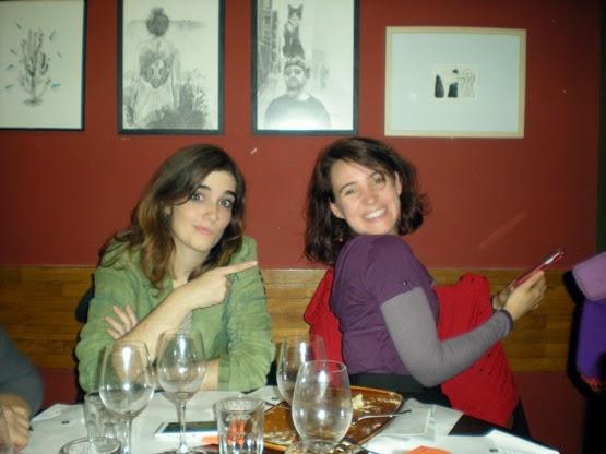 Iris Parra i Lena Torre