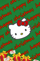 Natal da Hello Kitty Christmas