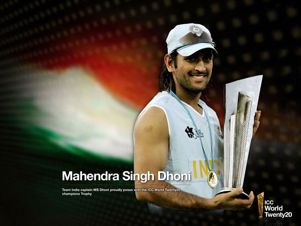 Wallpapers Mahendra Singh Dhoni Wallpapers