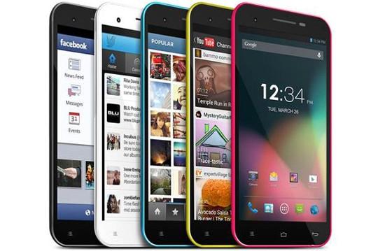 Daftar 5 HP Android Quadcore Ram 1GB 700 ribuan Terbaru