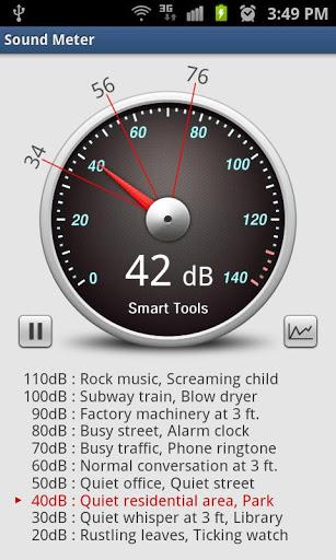 Sound Meter Pro v2.3.2