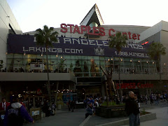 Staples Center, DTLA
