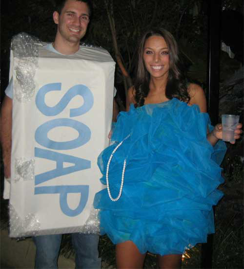 Do it yourself adult halloween costume ideas