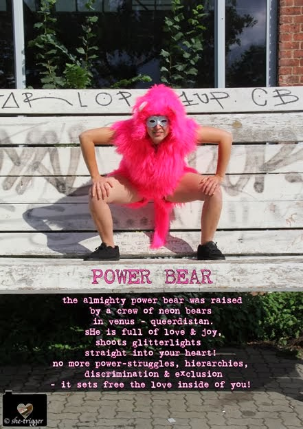 """POWER BEAR"""