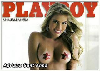 Adriana Santana Playboy