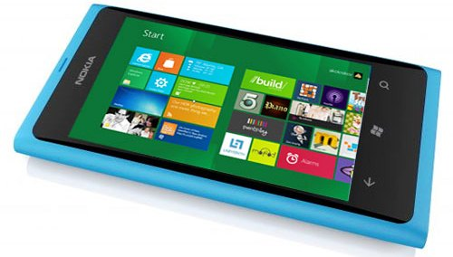 Windows 8 Nokia Concept Tablet