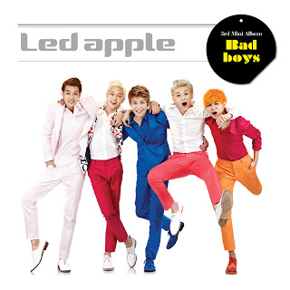 Led Apple (레드애플) - Bad Boys [3rd Mini Album]