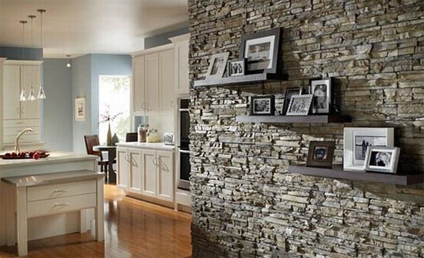 Decoraci n de interiores decoracion de interiores y mas - Piedra decorativa para interiores ...