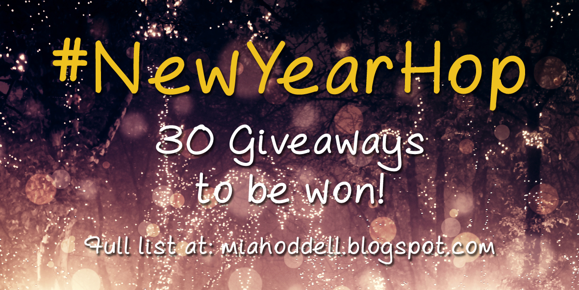 Mia Hoddell Facebook Hop 30 Giveaways