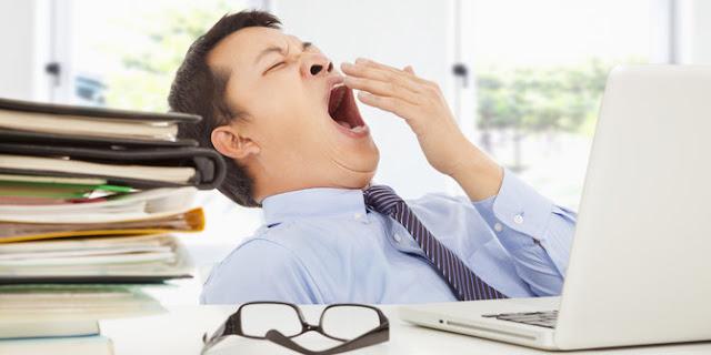 Tips Mengatasi rasa kantuk berlebihan
