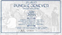"""""""Punch e Jenever"""" con Antonio Parlapiano"""
