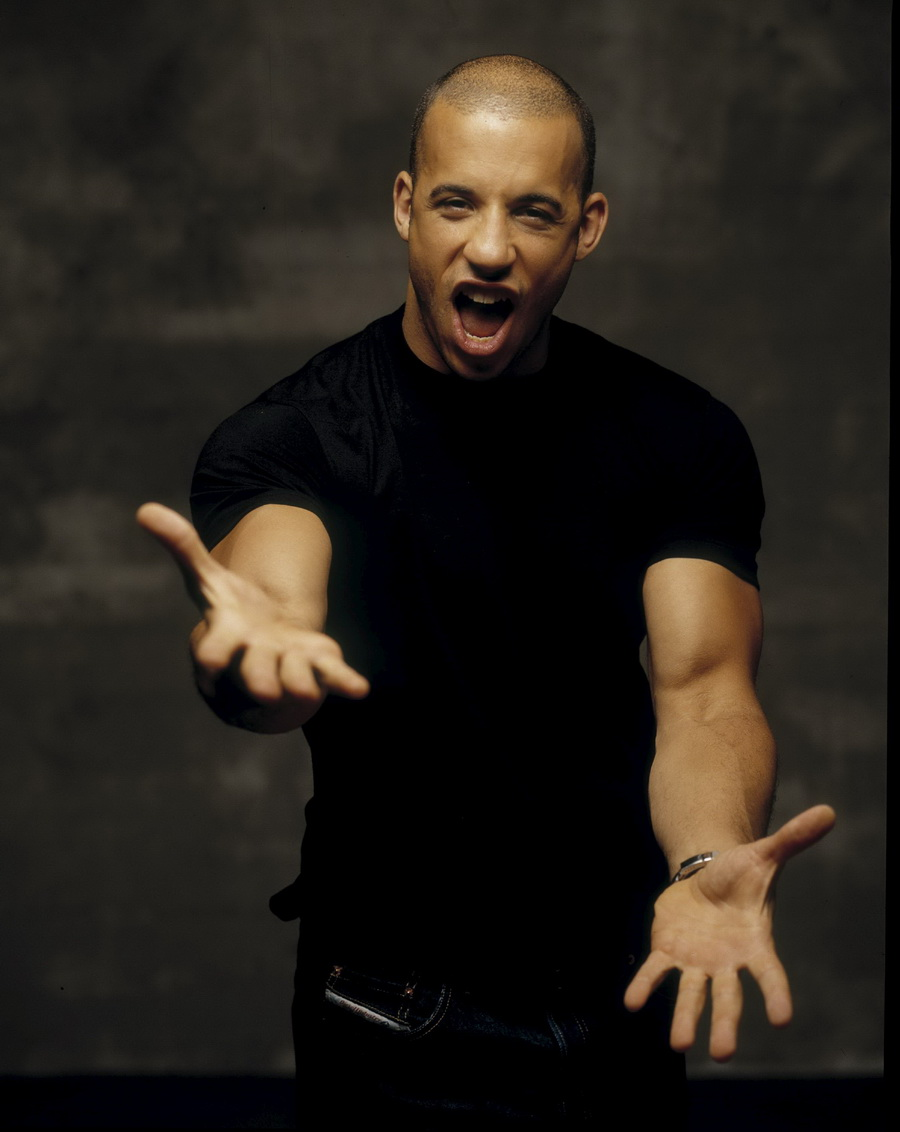 Vin diesel fact of the week
