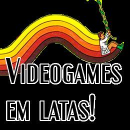 Videogames em Latas